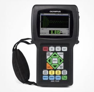 38DL PLUS™ Ultrasonic Thickness Gage for Tough Environments