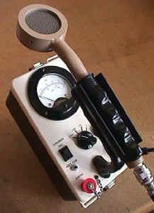 Pancake Detector for Contamination Detection