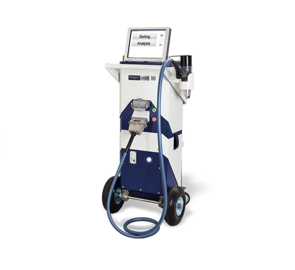 PMI-MASTER PRO Spark Emission Spectrometer