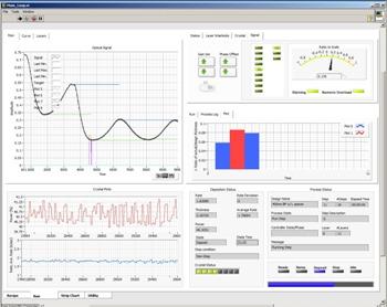 Optical Monitoring System for Thin Film Deposition - Dynavac Spectrum-Pro