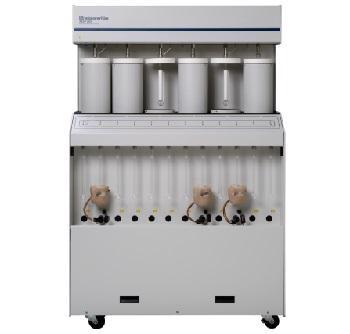 Micromeritics ASAP 2425 Surface Area and Porosimetry System