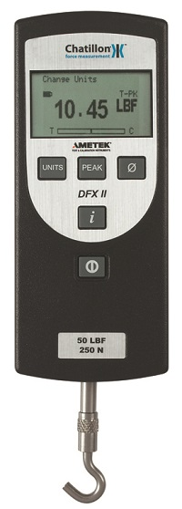Digital Force Gauge - CHATILLON DFX Series