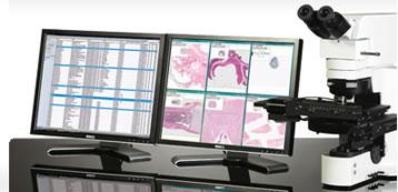 Olympus BLISS High-Definition Virtual Microscopy System