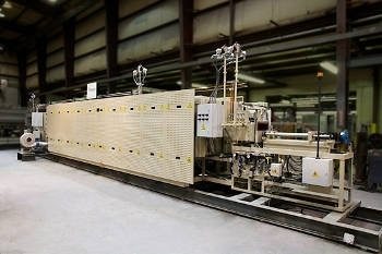 Pusher Tunnel Furnaces from Harper International