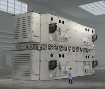 Oxidation Ovens From Harper International