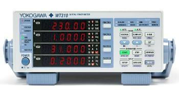 WT300 High-Performance Power Measurement Meter from Yokogawa