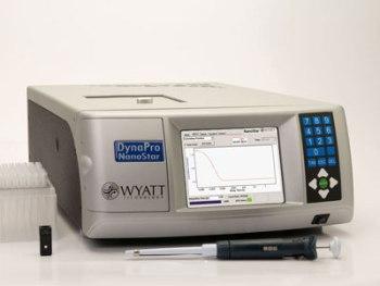 DynaPro NanoStar Dynamic Light Scattering Detector