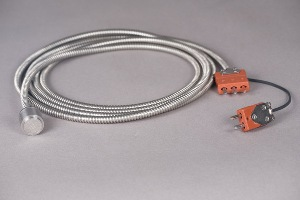 """Reusable Dielectric Sensor: Ceramicomb-1"""" - for Presses, Molds, or Harsh Environments"""