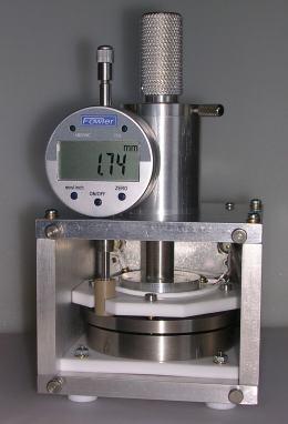 LT-4203 Parallel Plate Fixture for AC Loss Measurements