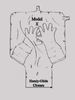 GLOVE BAG™ Inflatable Glove Chamber