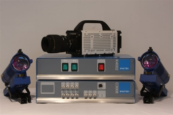 Integrated High Speed Video for Materials Test from Imatek