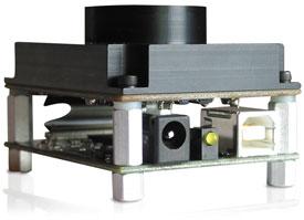 Broad-Level Megapixel Cameras for Low-Light Industrial Applications – Lu160