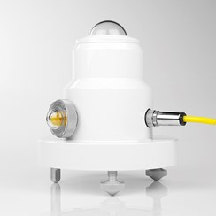 Single-Band Radiometer with One Detection System for the Measurement of UVB Irradiance