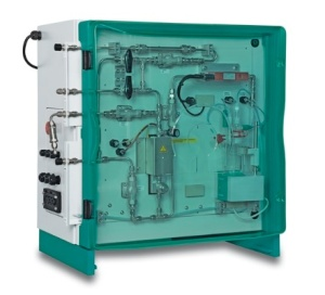875 KF Gas Analyzer for Coulometric Water Content Measurement by Metrohm
