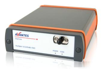 Preconfigured UV, VIS and NIR Fiber Optic Spectrometers—StarLine