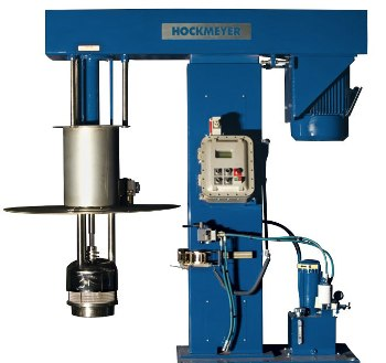 HCP Immersion Mill - Rapid Recirculation Milling Technology
