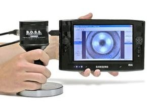 Brinell Optical Scanning System (B.O.S.S.) from Lloyd Instruments