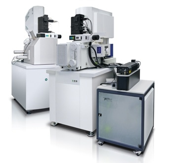 WITec RISE: Raman Imaging and Scanning Electron Microscopy