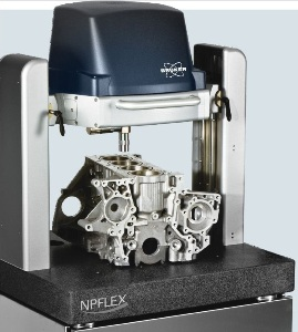 Automated 3D Surface Metrology System - NPFLEX™ from Bruker