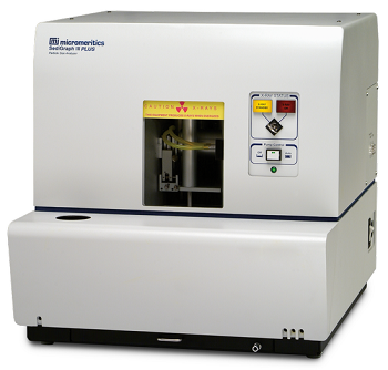 Micromeritics SediGraph® III Plus Particle Size Analyzer