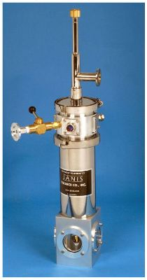 Optical Cryostat for Cryogenic Spectroscopy