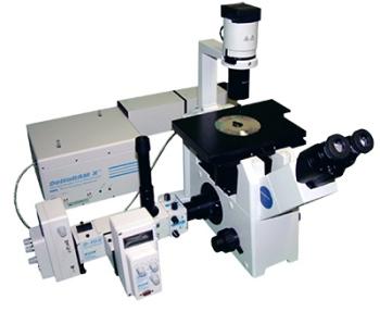 Dynamic Fluorescence Measurement – PTI RatioMaster