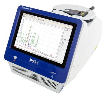 High Resolution Fiber Optic Raman System – i-Raman Pro