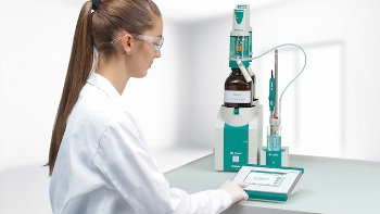 High-End Titration Systems: Titrando from Metrohm