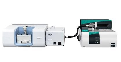 FT-IR - Coupling for Fourier Transform Infrared Spectrometer