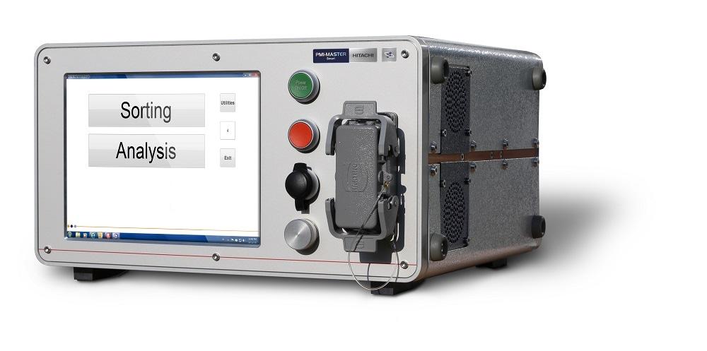 PMI-MASTER Smart - Optical Emission Spectrometer for Metals