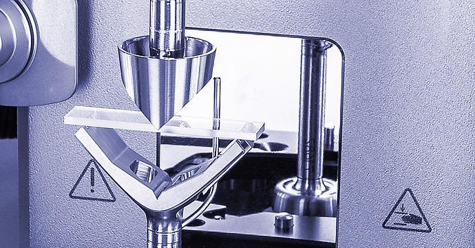 MCR 702e—Rheometer for Materials Analysis