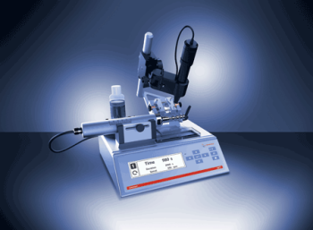 Compact Calotest for Characterization of Coating Thickness