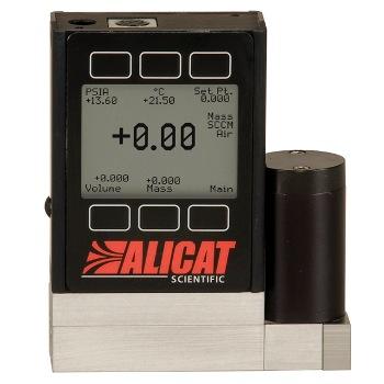 Alicat MC Standard Series Mass Flow Controllers