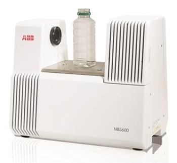PET Polymer Packaging Analyzer - MB3600-CH80 from ABB Analytical Measurements