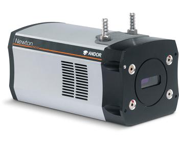 EMCCD & CCD Detectors for Spectroscopy - Newton Series
