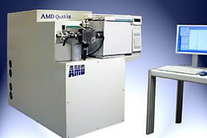 AMD Intectra QuAS3AR Mass Spectrometer