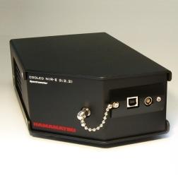 Thermoelectrically Cooled Near IR (900 to 1700 nm) Mini-Spectrometer - Hamamatsu TG Series