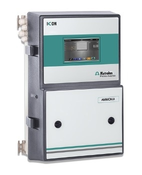 ICON Analyzer for Monitoring a Variety of Components in Water