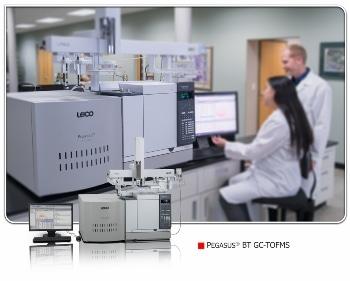PEGASUS® BT: GC Time-of-Flight Mass Spectrometer