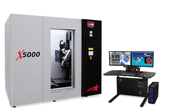 Versatile, High-Precision X-Ray System with Large Loading Bay – X5000