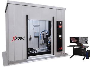 Modular X-Ray System for Comprehensive X-Ray Analysis – X7000