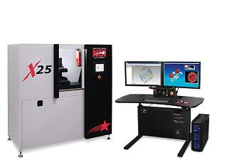 Metrology X-Ray System – X25