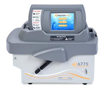 6775 Freezer/Mill for Cryogenic Grinding in Liquid Nitrogen