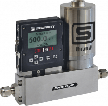 SmartTrak 140 – Ultra-Low Pressure Drop Mass Controller