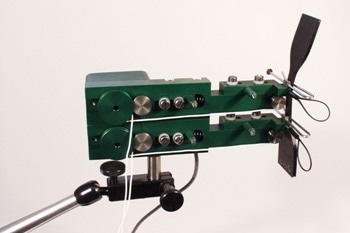 3800 High Elongation Extensometers for Plastics, Rubber and Elastomer Testing