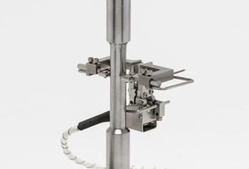 7675 High Temperature Transverse Extensometer for Diametral Strain Measurement up to  700 °C