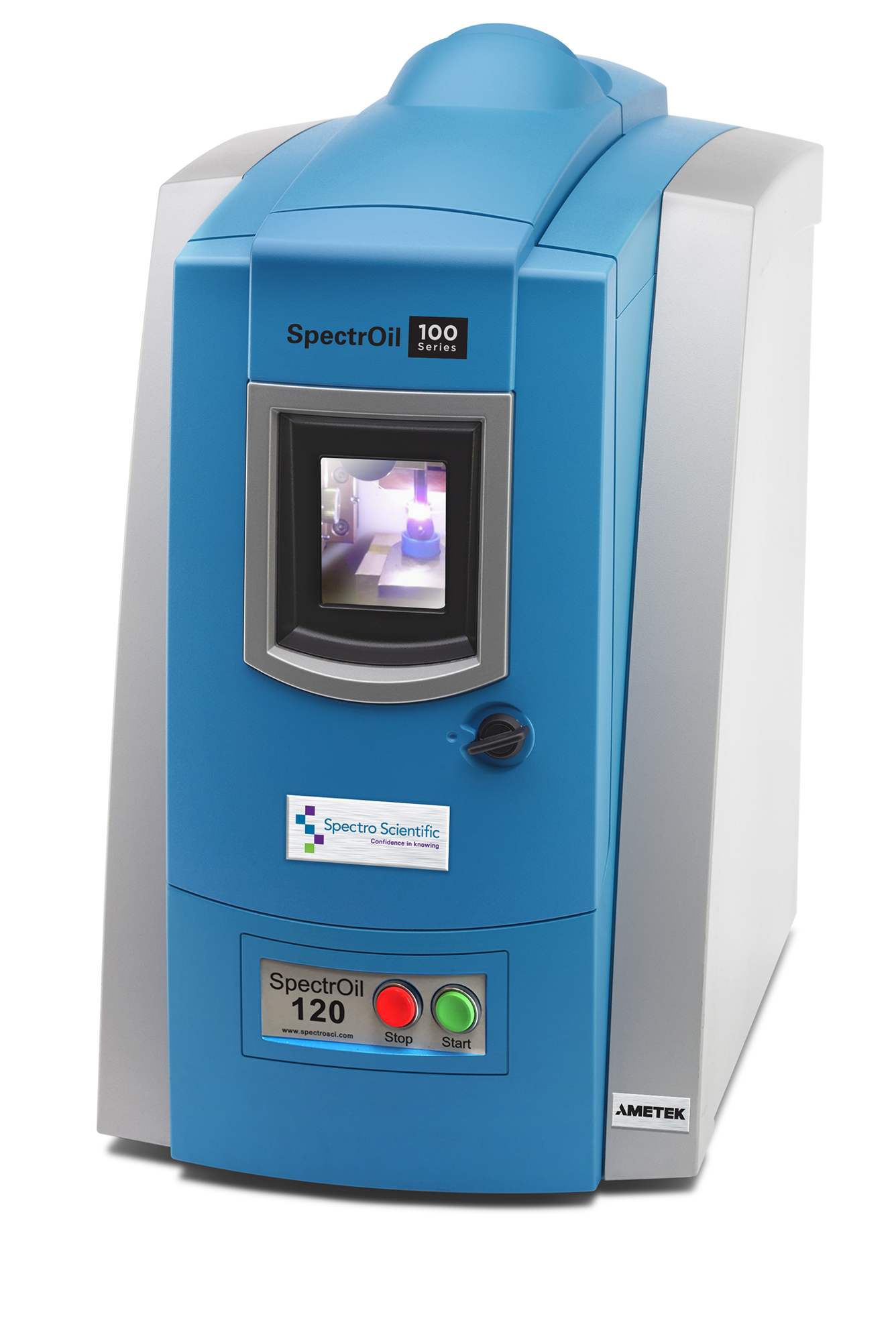 SpectrOil 100 Series elemental analyzer