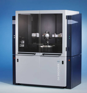 D8 DISCOVER - Advanced X-ray Diffraction System from Bruker