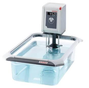 Open Heating Bath Circulators for Internal Temperature Applications