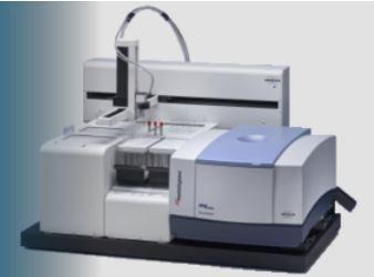 minispec Sample Automation System